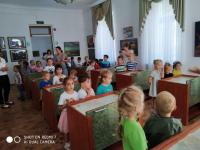 Сетевое взаимодействие с Симферопольским художественным музеем