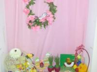 """Совместная выставка родителей, воспитателей и детей посвященная празднику """"Светлой  Пасхе"""""""